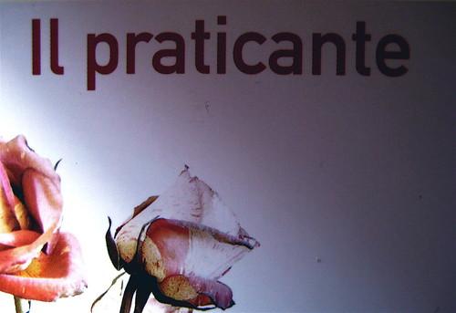 Gilberto Severini, Il praticante, Playground, 2009. Federico Borghi: cop. (part.) 1