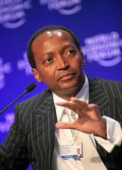Patrice T. Motsepe - World Economic Forum Annu...