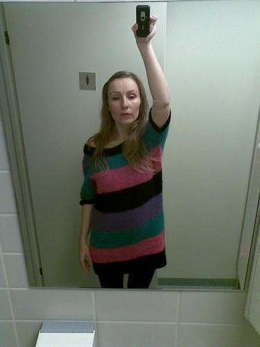Dressy sweater