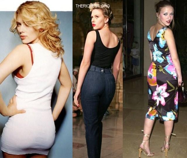 Scarlett Johansson Booty