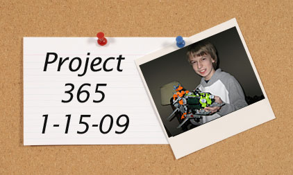 Project 365 1-15