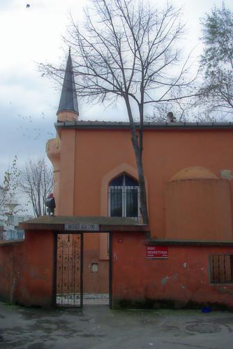 Hüsrev Aga Mosque, Üsküdar, İstanbul, Pentax K10d