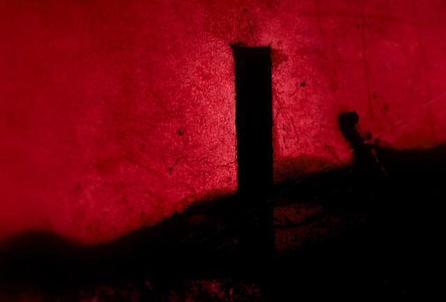 ... red night ...
