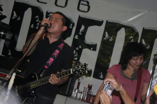 Urbandub at Club Dredd
