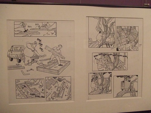 Artwork from Asterios Polyp by David Mazzucchelli by you.