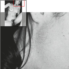 A look at Madonna's Hairy Parts - 2: her temple