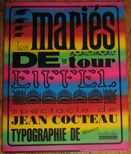 Cover of Massins rendition of Cocteaus Les Maries