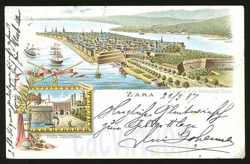 Zadar, 1897