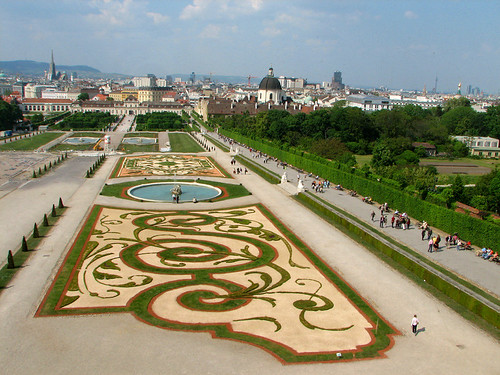 Garden of Belvedere by you.