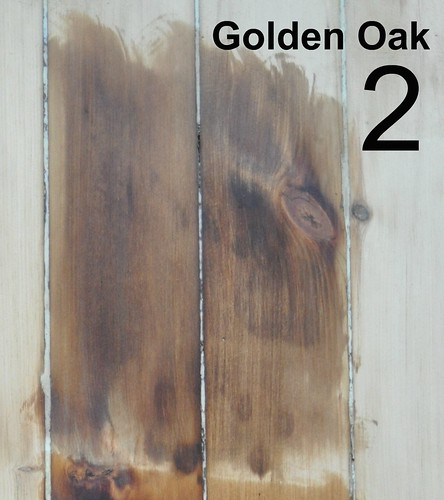 #2: Golden Oak