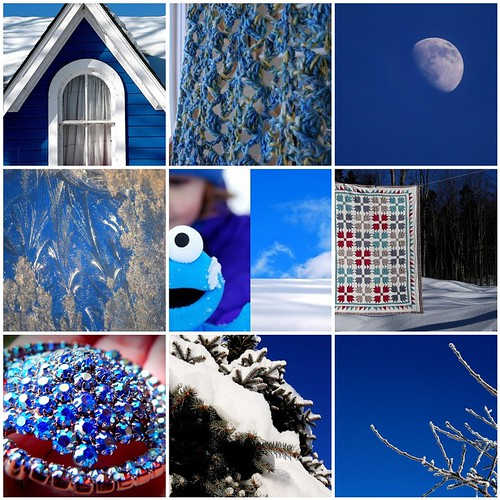 winter blues.
