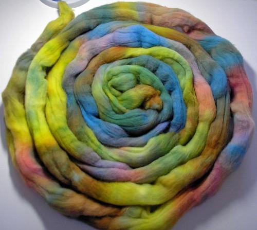 First yarn Tulip (2)