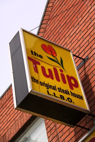Tulip Steakhouse in Toronto - Very good to great food at very fair prices