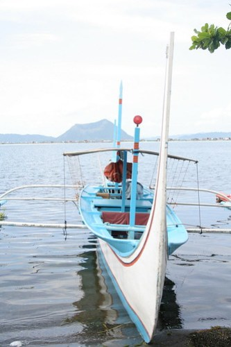 View from Talisay, Batangas