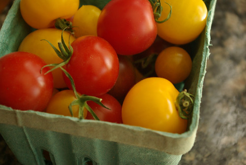 tomatoes from Hedlin