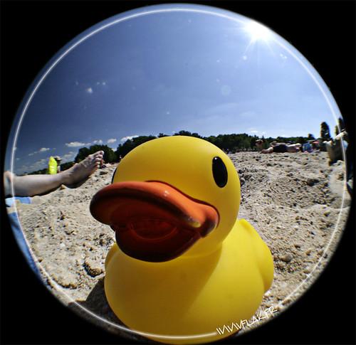 1st beach-day!!!