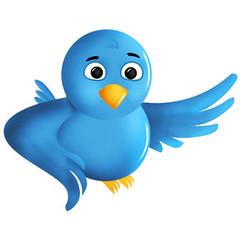 Twitter icon set