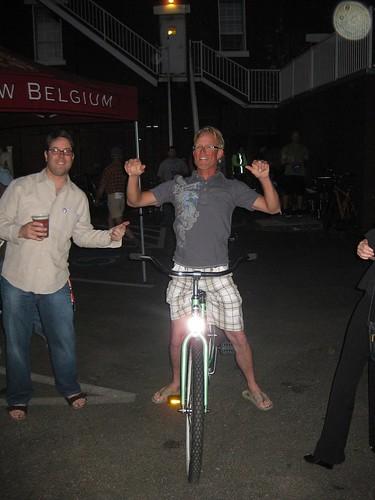 Bike to Work Week Party