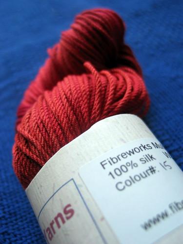 fibreworks silk