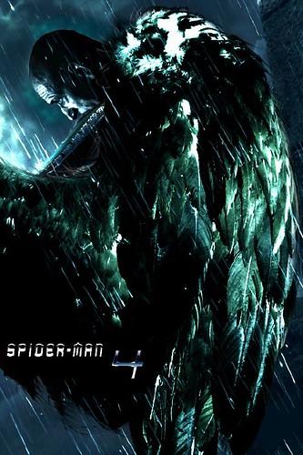 spider-man 4 -el buitre- por ti.