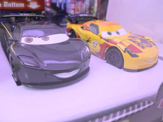disney store cars 2 world grand prix boxset (3)