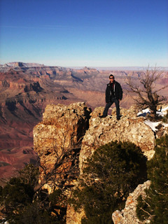 Grand Canyon #15 (with Ted)