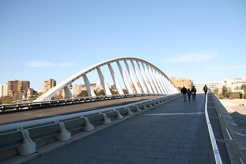 A Bridge by Santiago Calatrava