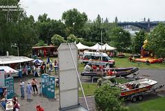 Tag der offenen Tür DLRG Rhein-Main 21.05.09