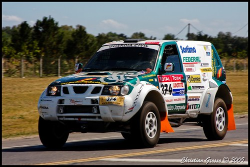 """Dakar 2009 Argentina / Chile • <a style=""""font-size:0.8em;"""" href=""""http://www.flickr.com/photos/20681585@N05/3183244031/"""" target=""""_blank"""">View on Flickr</a>"""