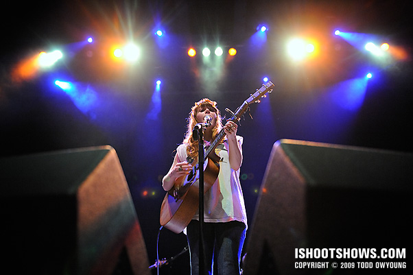 Jenny Lewis @ the Pageant -- 2009.06.14