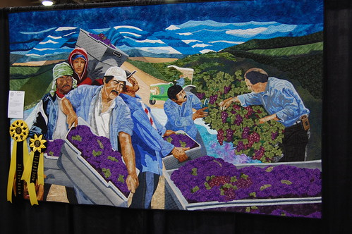 Grape Harvest by Gina Perkes, Lynn Drennen, Marilyn J. Smith by truvy57 (Dorothy).