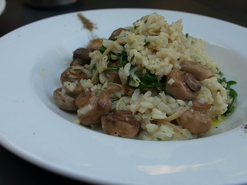Forest Mushroom Risotto