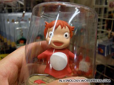 Hayao Miyazakis Ponyo