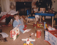 Spoiled on Christmas 1985