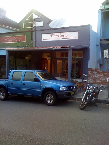 Charlotte cafe, birchgrove