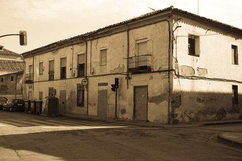 El edificio del bar Torrejonero (I)