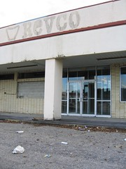 vacant Revco Heritage Square