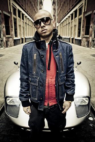 Recording Artist: Al-Doe
