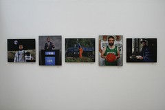 Arrivals/Departure: Installation View
