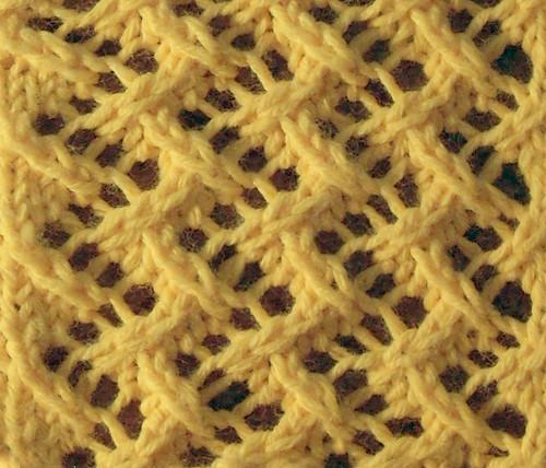 Vandyke Lace Knitting Pattern : Vandyke Lace The Walker Treasury Project