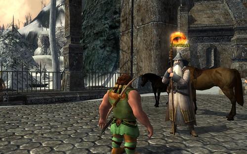 Gorfrik meets Gandalf 001