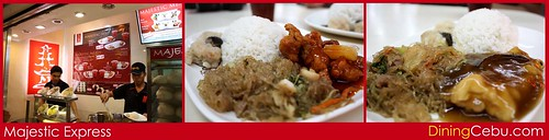 Food Review of Chinese Restaurant in Cebu Philippines: Majestic Express