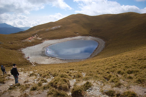 Jiaminghu trip - 嘉明湖