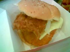 KFC's Zinger