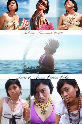 Fashion Shoot - Natalie Summer 2009