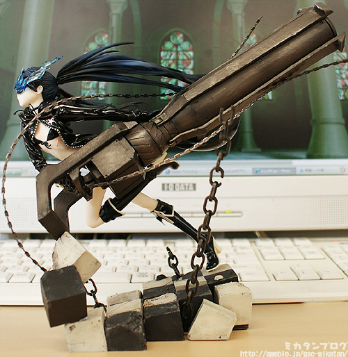 Black Rock Shooter Preview - 04