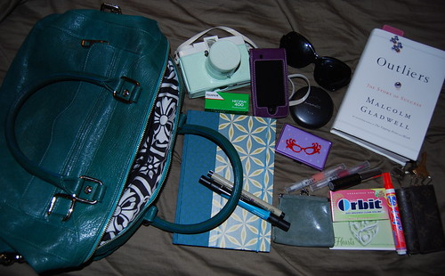 Whats In My Bag: 2009 Edition