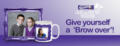 Cadbury Dairy Milk Photobox integration