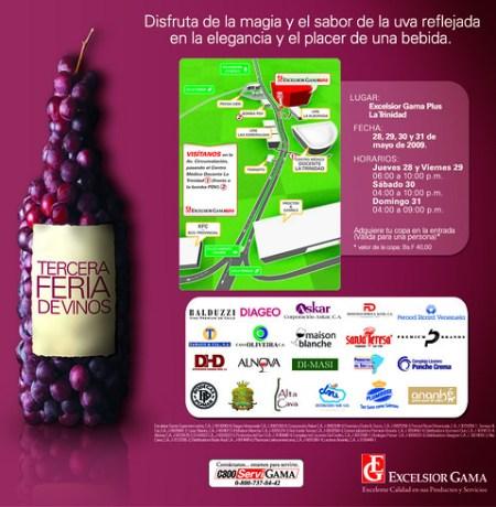 Volante III Feria de Vino