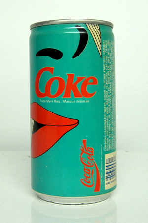 the estate of things chooses pop art coke can